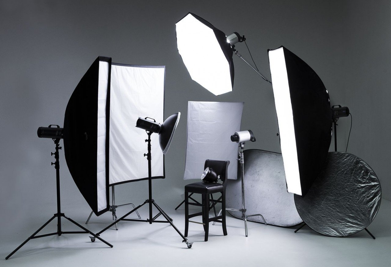 Какие бывают фотостудии