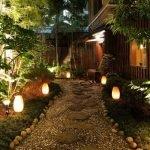 Садовые фонари