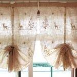 С подвязками для стиля кантри