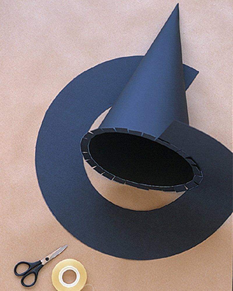 Шляпа ведьмы оригами схема фото 811