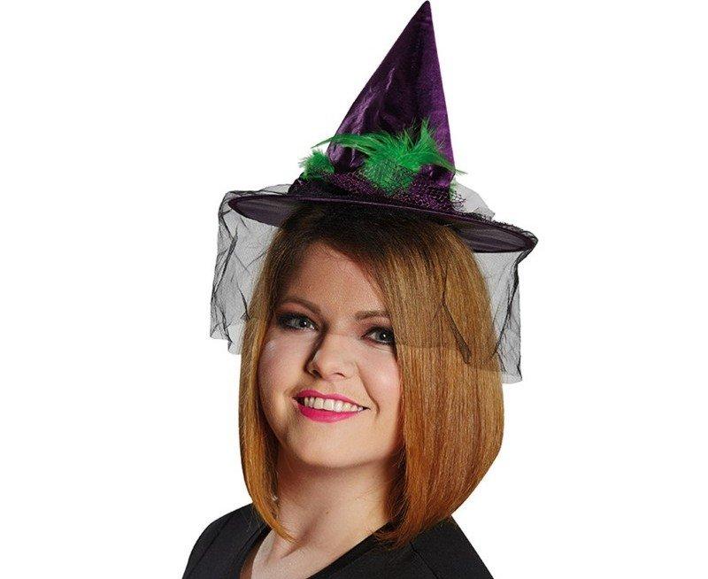 Коктейльная шляпка ведьмы