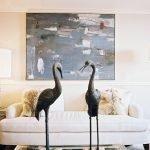 Лампы у дивана