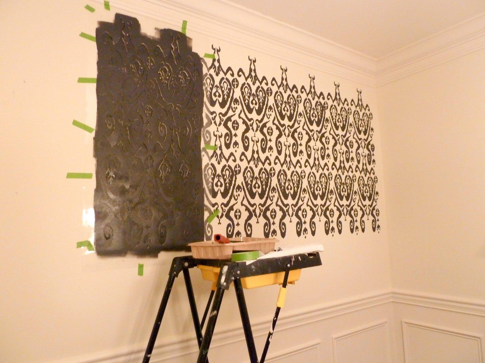 зажигаемая фото дизайн стен с трафаретами тюмени покупка