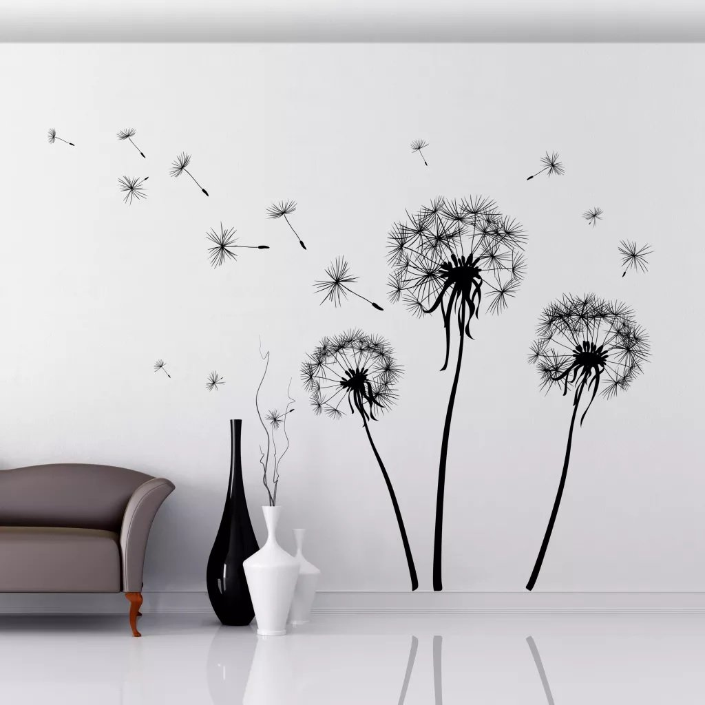 картинки и трафареты на стену для покраски которые занимаются