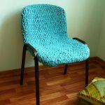 Чехол на стул для офиса