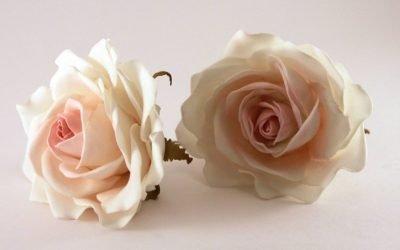 Красивые цветы из фоамирана своими руками