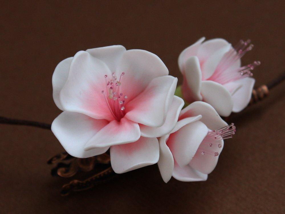 Цветы из полипропиленовой ленты