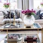 Декоративные вазы и подсвечники
