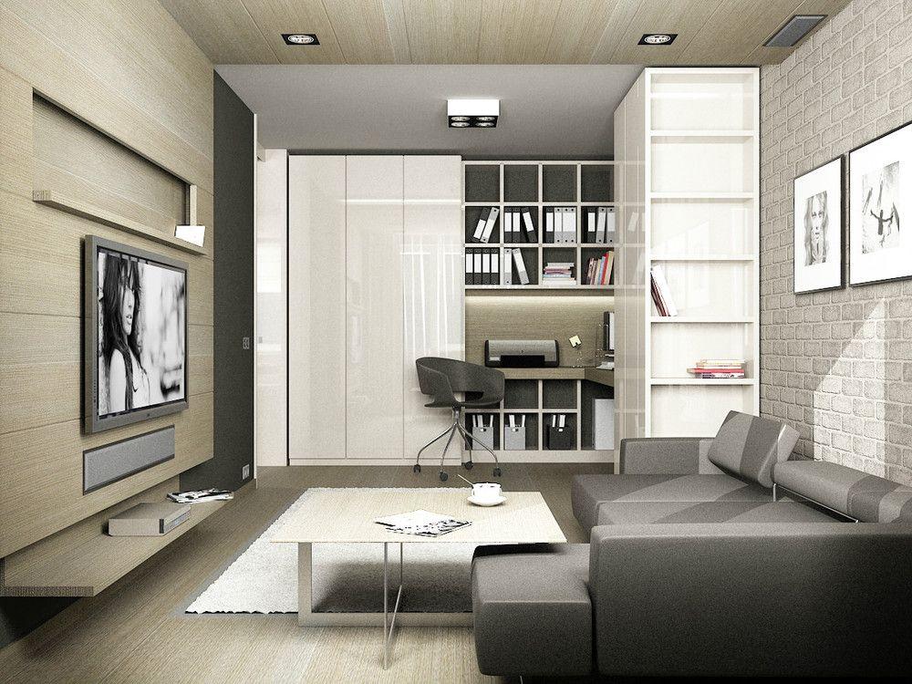 пример дизайна однокомнатной квартиры фото орхидеи средней