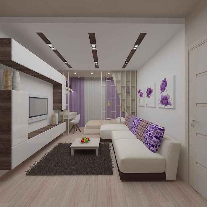 ремонт однокомнатных квартир фото дизайн замечаю как современную