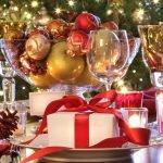 Украшение праздничного стола