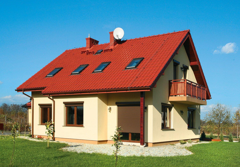 Показать крыши домов фото