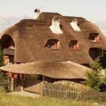 Дизайн крыши