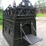 В виде крепости