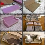 Мастер-класс тканевый диван