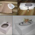 Коробки для ванной