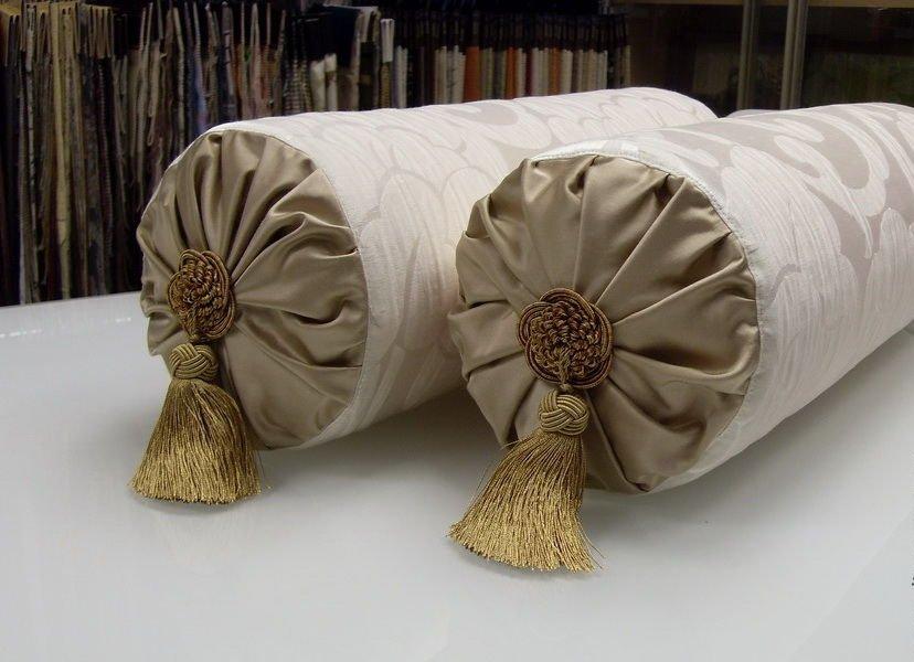 Подушки валики
