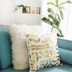 Диванные подушки разных видов