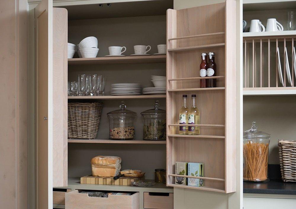 Открытые системы хранения на кухне