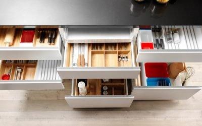 Хранения на кухне — 23 способа сэкономить место