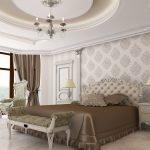 Мебель для бежевой спальни дизайнерские идеи