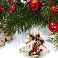 Елочные украшения на новый год