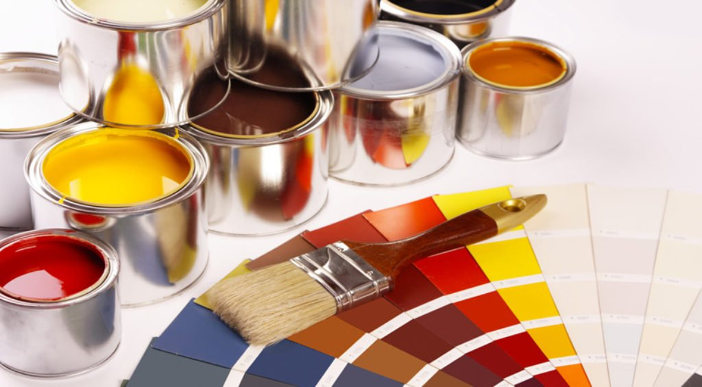 Разновидности красок для ванной комнаты