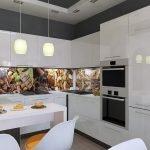 белая кухня идеи