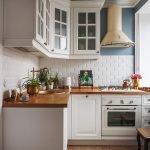 Кухня стиль классика