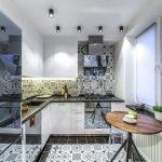 Кухня в хрущевке выбор освещения