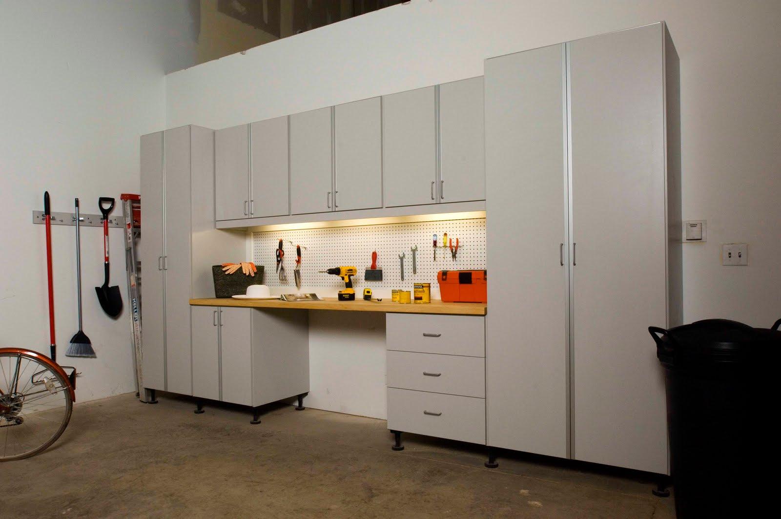 Выбор мебели для гаража