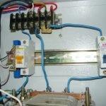 Монтаж освещения гаража