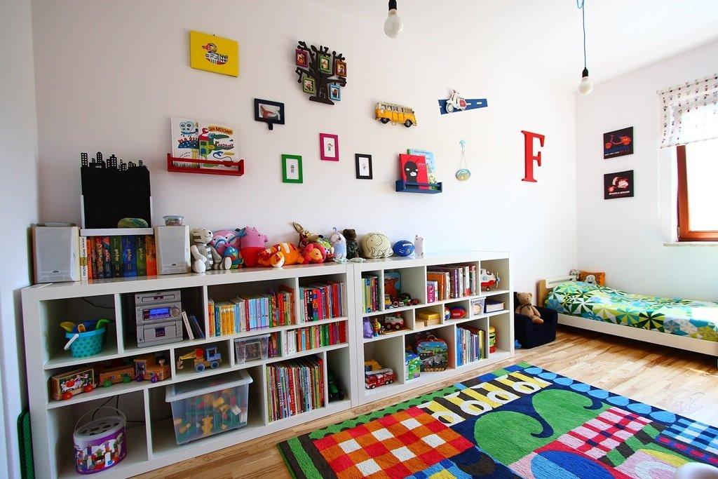 Организация пространства детской