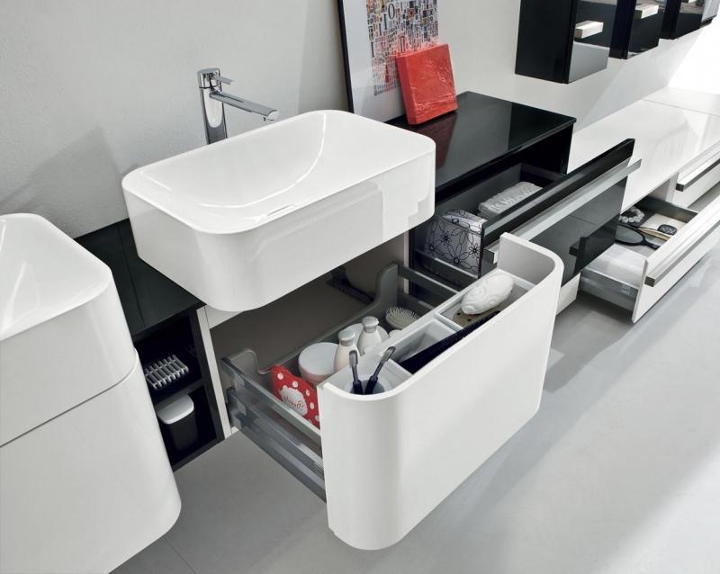 Организация пространства ванной