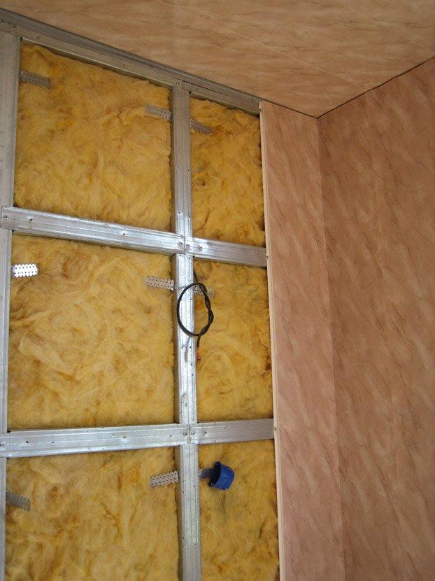 фото креплений стеновых панелей реализация, монтаж