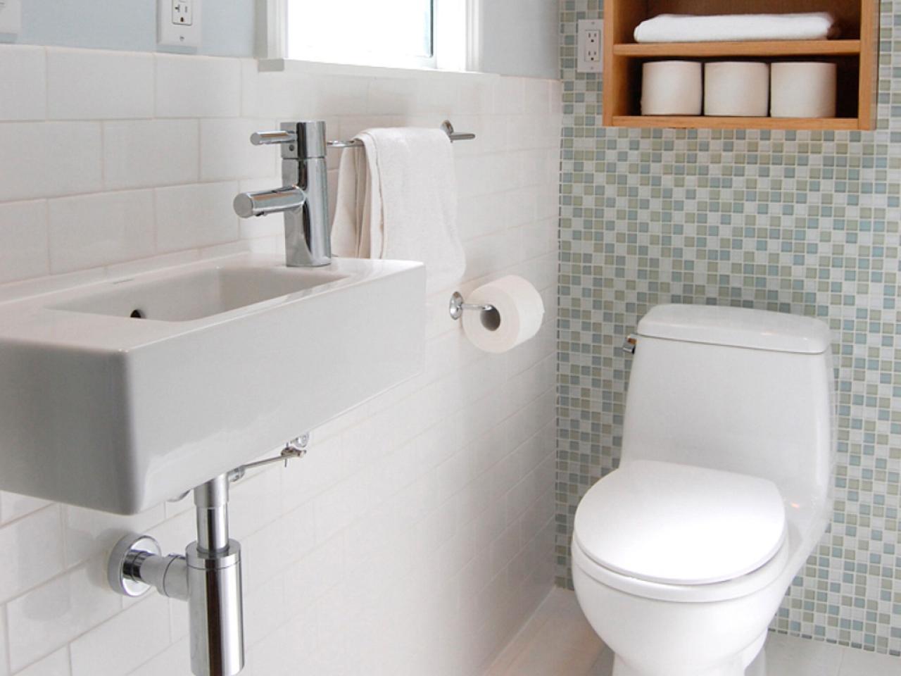 Отделка туалета выбор цвета