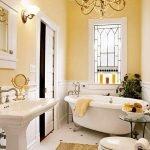 Ярко-желтая краска для стен
