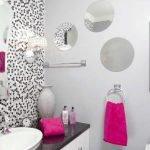 Акцентная стена с мозаикой