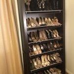 Полка шкаф для обуви