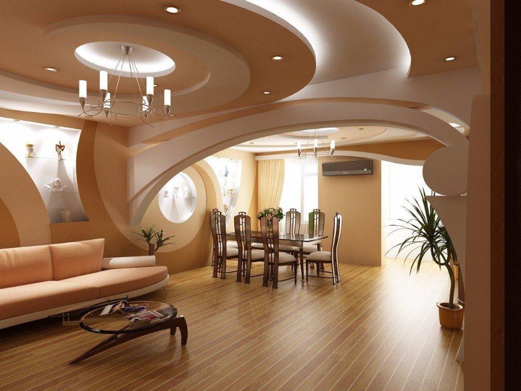потолок из гипсокартона модерн фото тем впоследствии