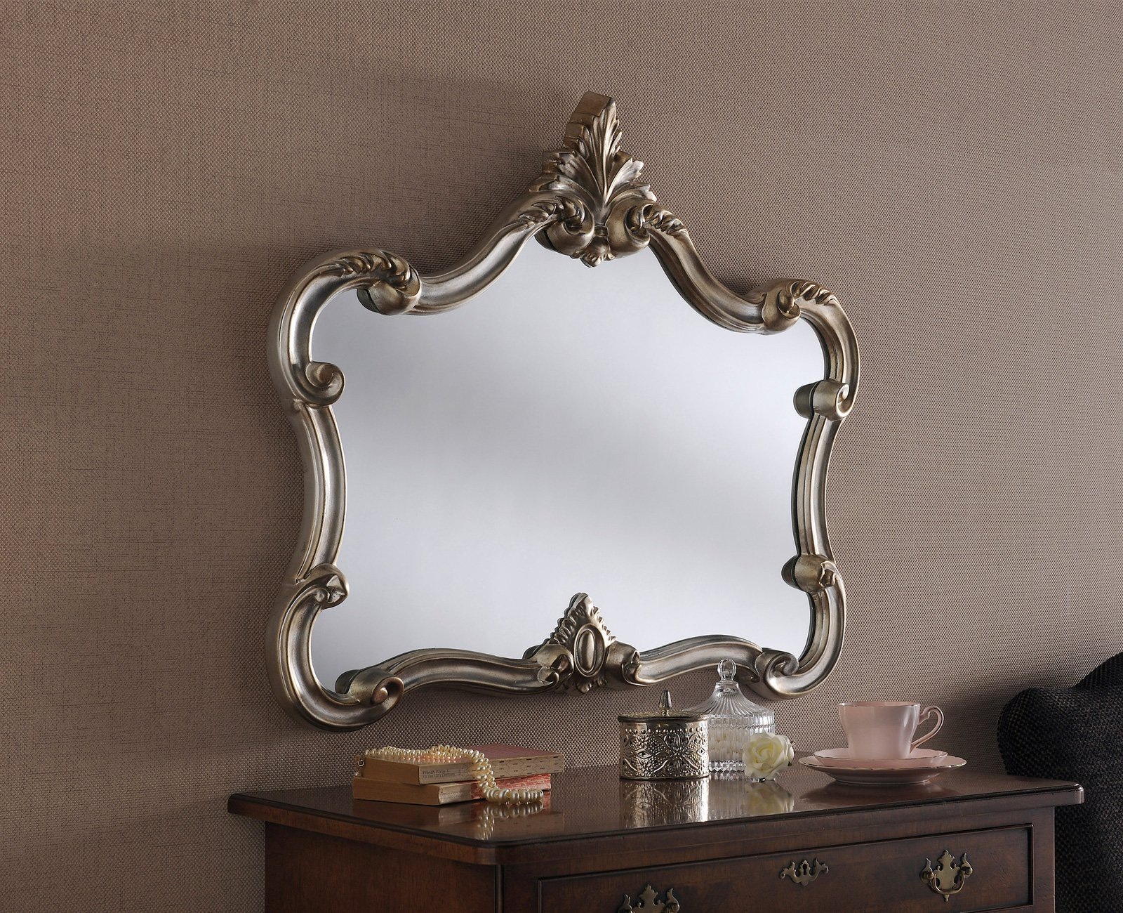 Зеркальная рама своими руками фото 570