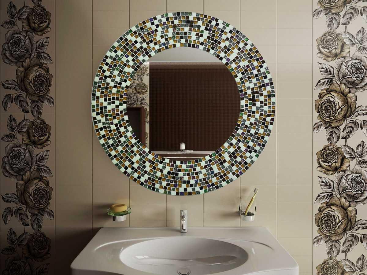 Зеркальная рама своими руками фото 691