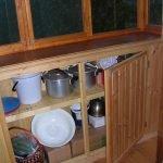 Для хранения посуды