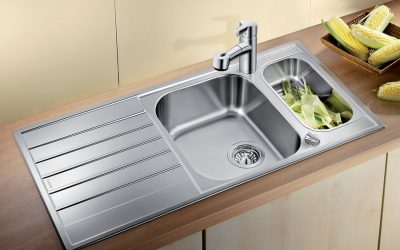 Как установить мойку на кухне: правила монтажа