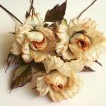 Шелковые розы