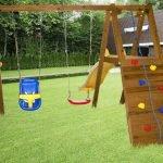 Детский комплекс для двора