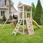 Лестничные комплексы для детской площадки