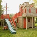 Тематическая игровая площадка для детей