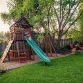 Устройство детской площадки