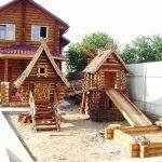 Сооружения из дерева